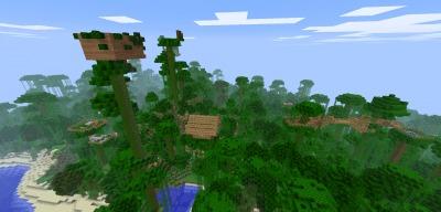 Jungle City iMine