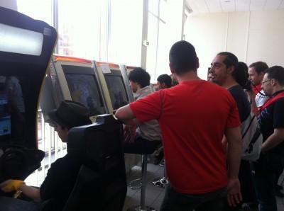Arcade LGS