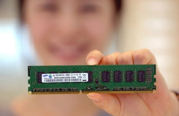 Photo de La DDR4 : un prototype déjà fonctionnel !