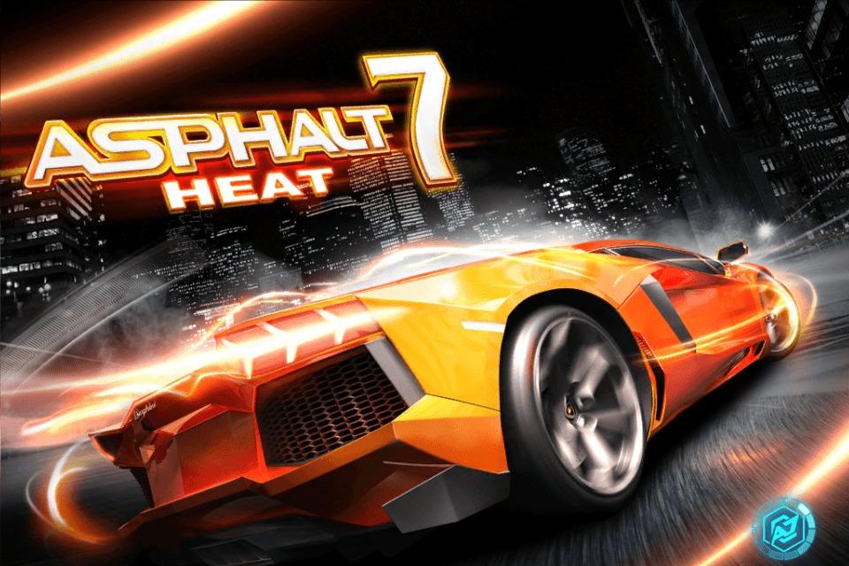 Photo de [Test] [+]Asphalt 7 Heat – La nouvelle bombe des jeux de course !