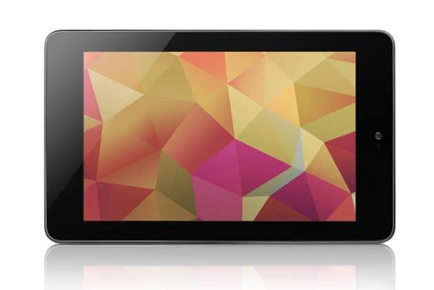 Photo de La Tablette Nexus 7 de Google annoncé !