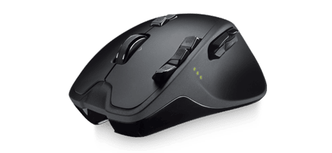 Photo de [TEST] G700 by Logitech – La souris gamer polyvalente