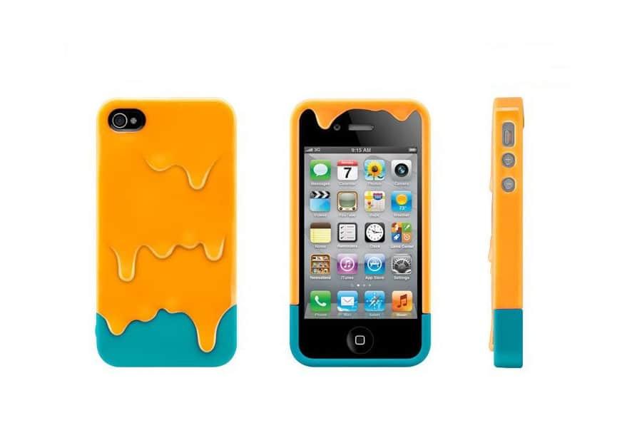 Photo de [Concours] Une coque iPhone 4/4S Ice Cream Melon et 20% de réduction – Une coque Fun, colorée et originale !