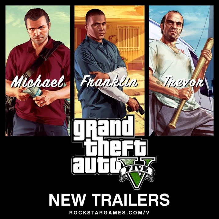Photo of GTA V, les trailers des personnages !