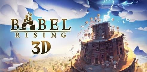 Photo de Prenez la place de Dieu avec Babel Rising 3D !