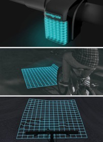 Lumigrids-LED-bike-projector