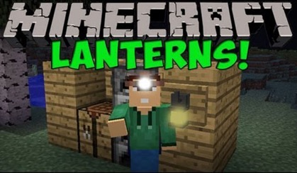 Photo de Minecraft : Présentation du mod Lanterns [1.5.2]