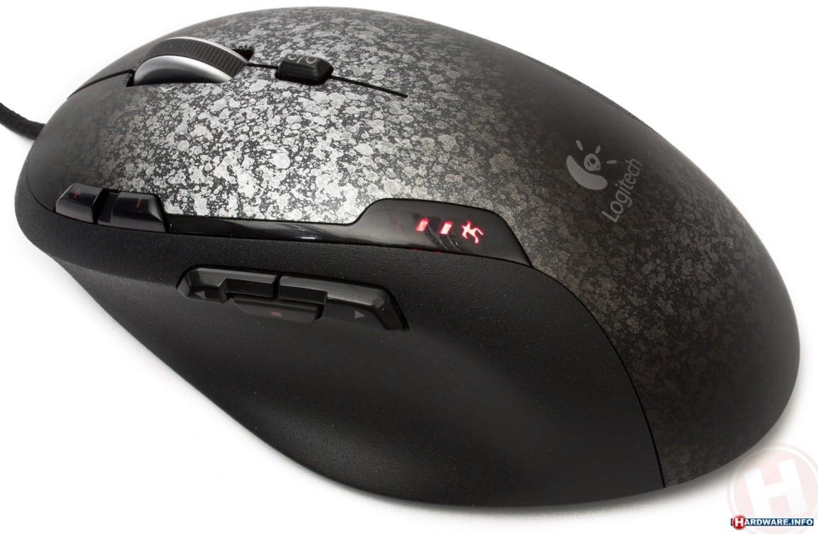 Le Café du GeekLogitech G500, une souris au fil du laser ...