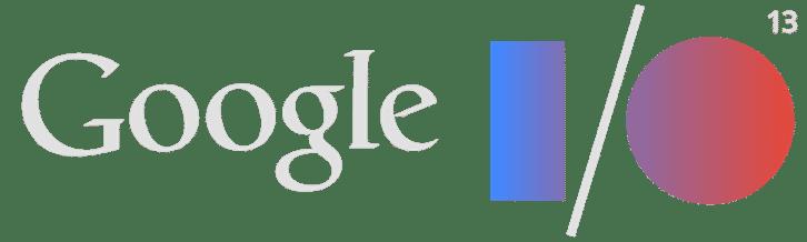 logo Google I/O 2013