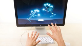 Leap Motion (Source: Edge-online.com