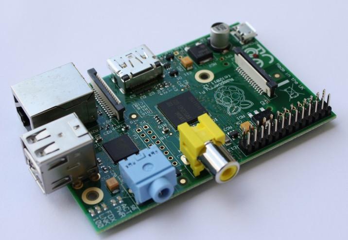 Photo de Raspberry Pi, toujours une longueur d'avance