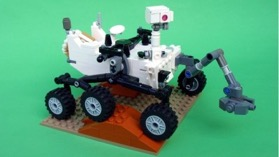 Curiosity (Source: lego.cuusoo.com)