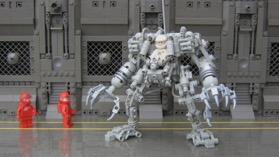 L'exosquelette (lego.cuusoo.com)