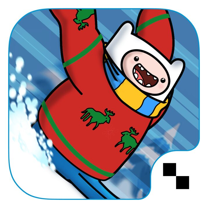 Photo de Amusez vous avec Ski Safari : Adventure Time !