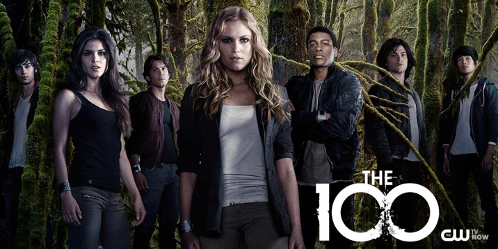 The 100 (the hundred) THE-100-1