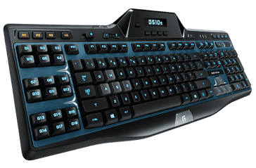 Photo de [TEST] Clavier G510S Logitech