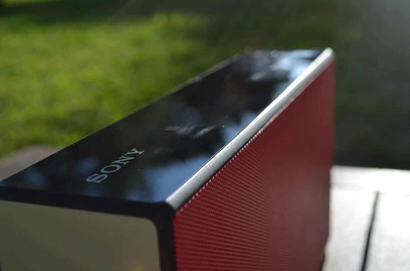 Photo de Sony SRS-X5, une enceinte nomade, un son percutant !
