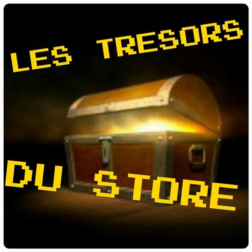 Photo de Les Trésors du Store – Numéro 2