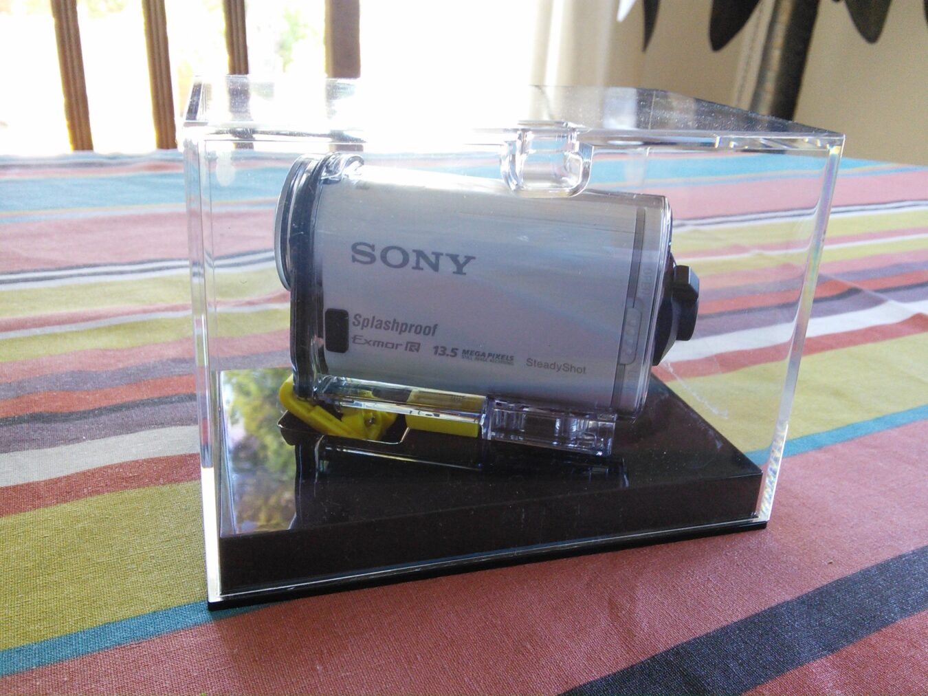 Photo de [TEST] Caméra SONY HDR-AS100VR, doit-elle impressionner la concurrence ?