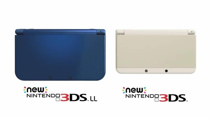 Photo de Nintendo dévoile sa «nouvelle» console, la New 3DS !