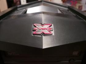 Logo Strike X