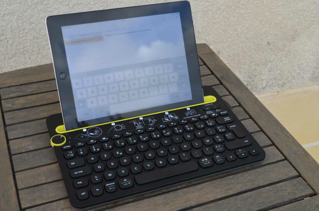 Photo of Logitech K480 – Un petit clavier tout simplement parfait !