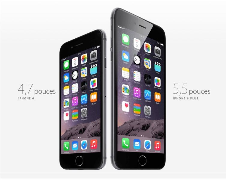 Photo of [Keynote] Apple présente son iPhone 6 et l'iPhone 6 Plus… Cher