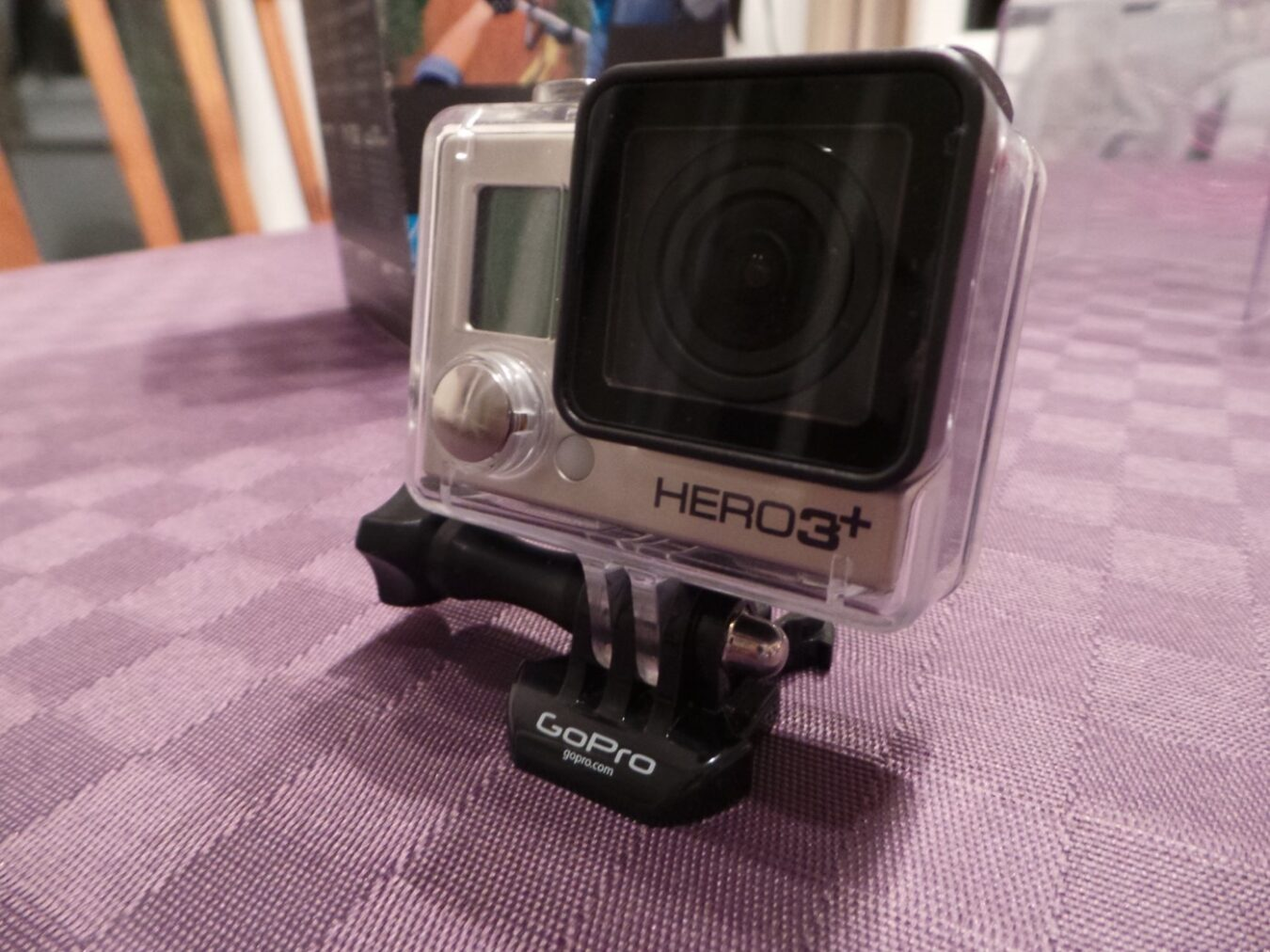 Photo of [TEST] Caméra GoPro Hero3+ Black Edition, la reine des caméras sportives ?