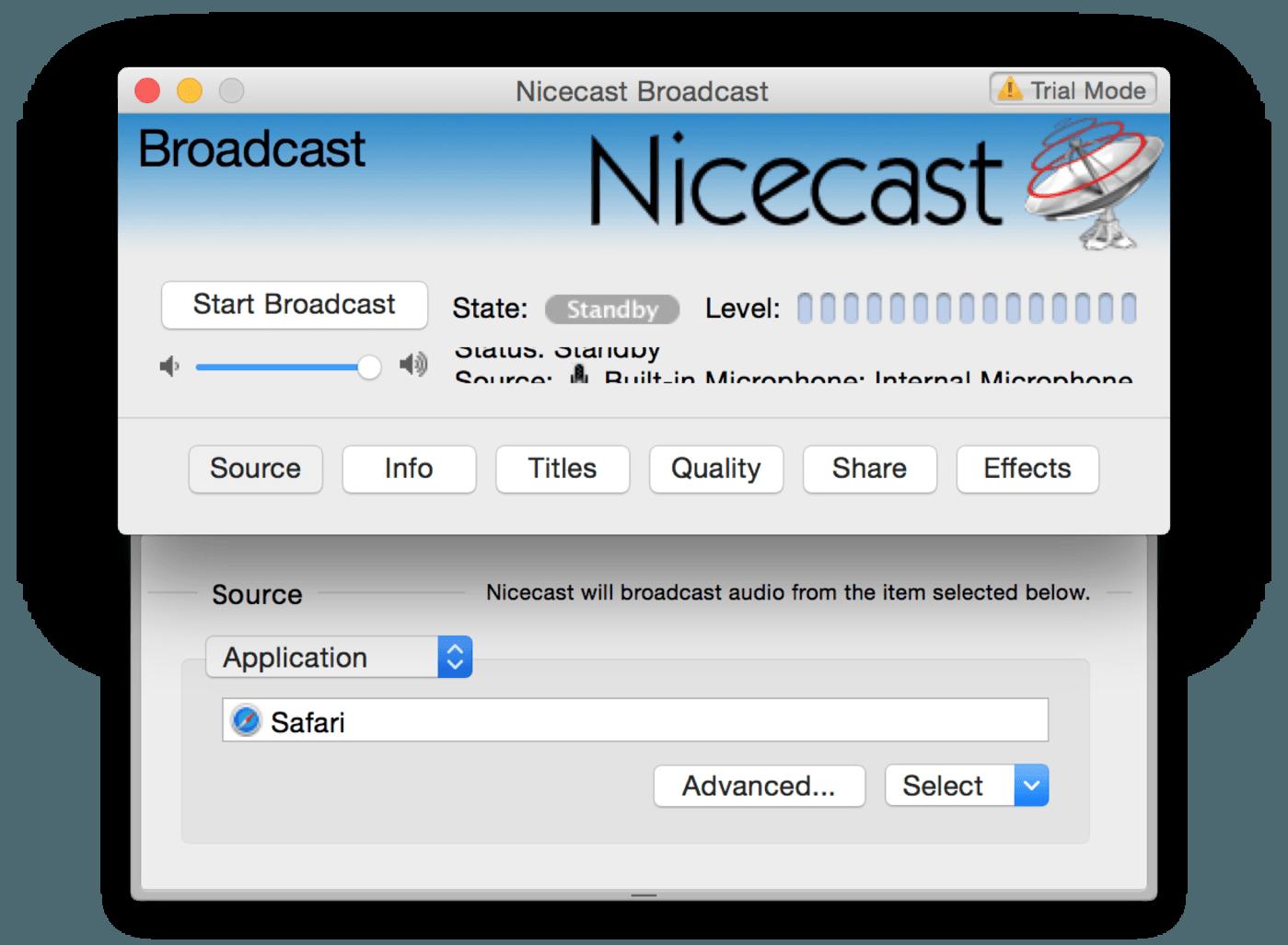 Nicecast key generator