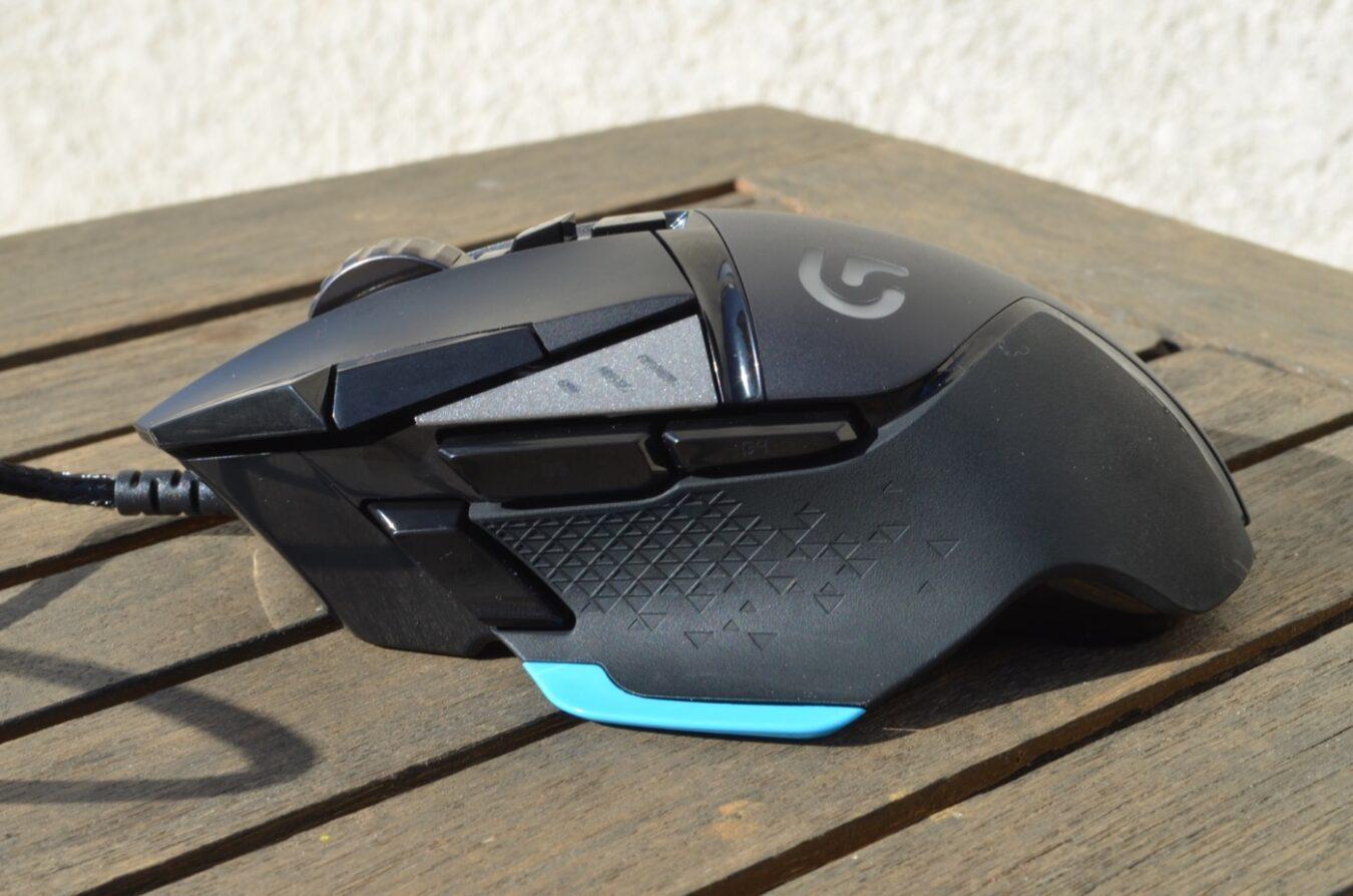 Photo de Logitech G502 Proteus Core – Une souris faîte pour les joueurs !