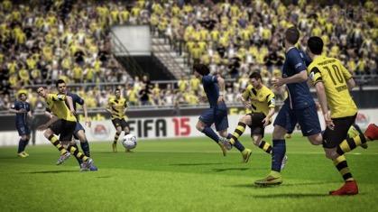Photo de FIFA 15 : De la réalité au jeu vidéo, EA n'en fait qu'un pas !