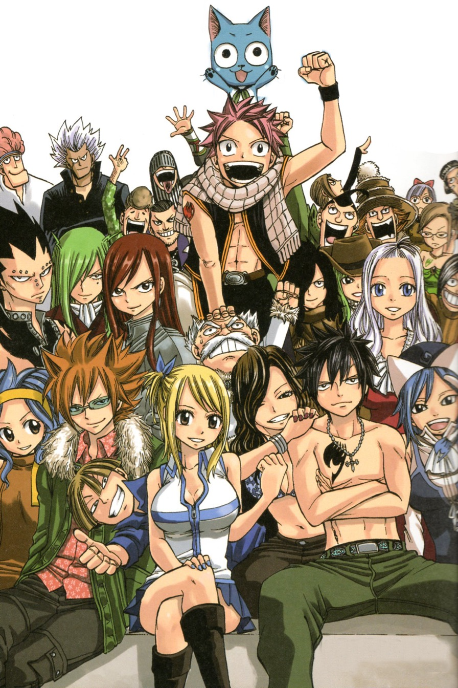 Photo de La Pause Manga – Fairy Tail