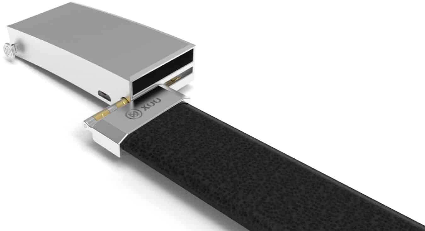 Photo de [NEWS] Une ceinture qui recharge votre smartphone !