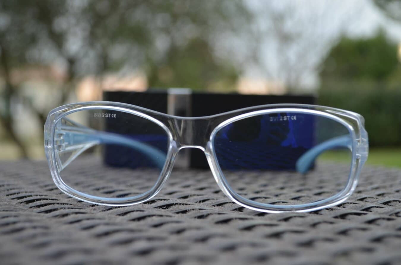 Photo de [Concours] Gagne ta paire de lunette « Cool Blue » avec Antifatigue-Glasses !