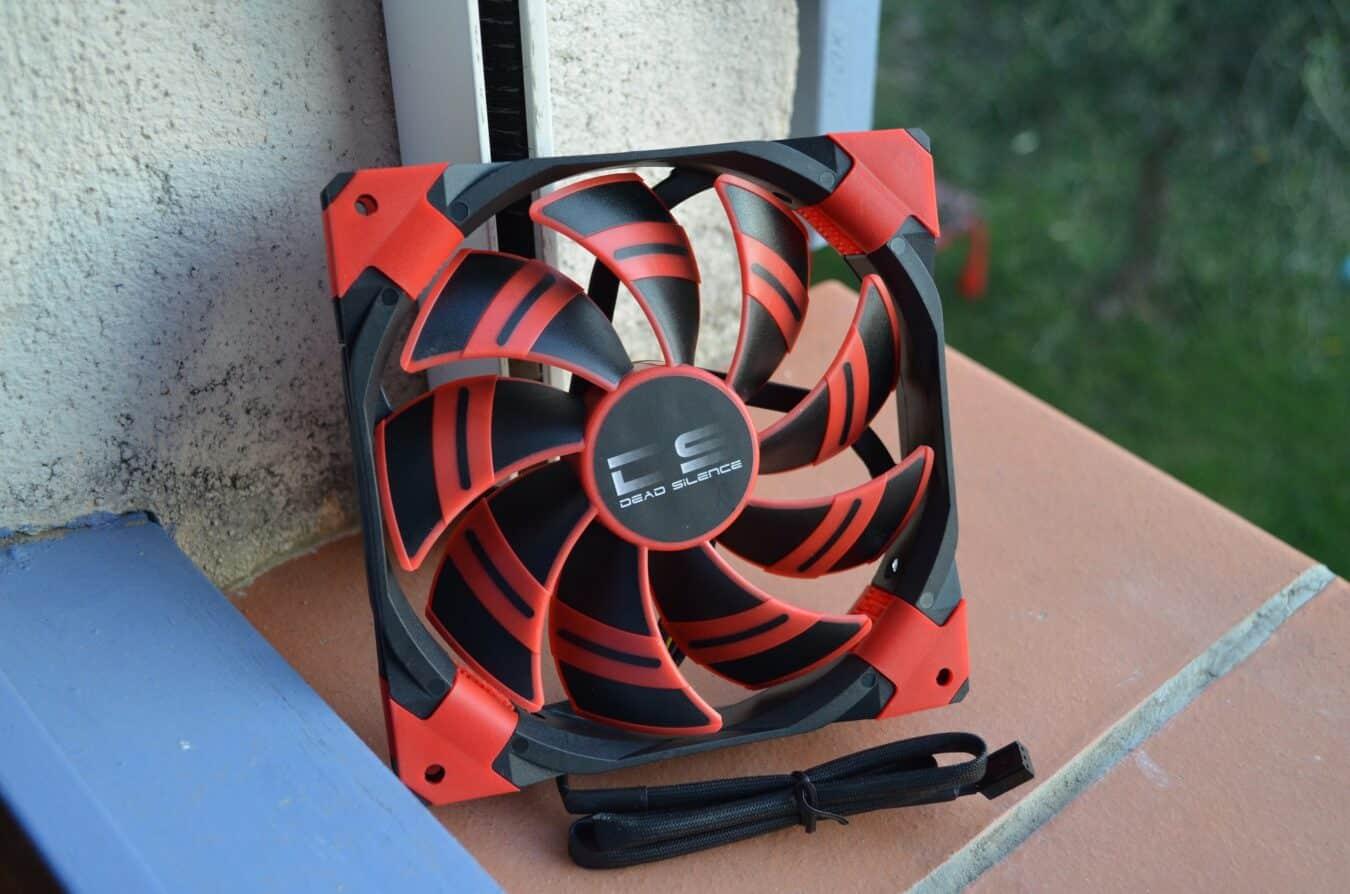 Photo de [TEST] Aerocool Dead Silence, des ventilateurs à la hauteur de votre PC !