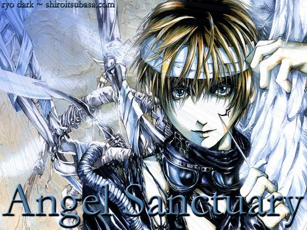 Photo of La Pause Manga – Angel Sanctuary