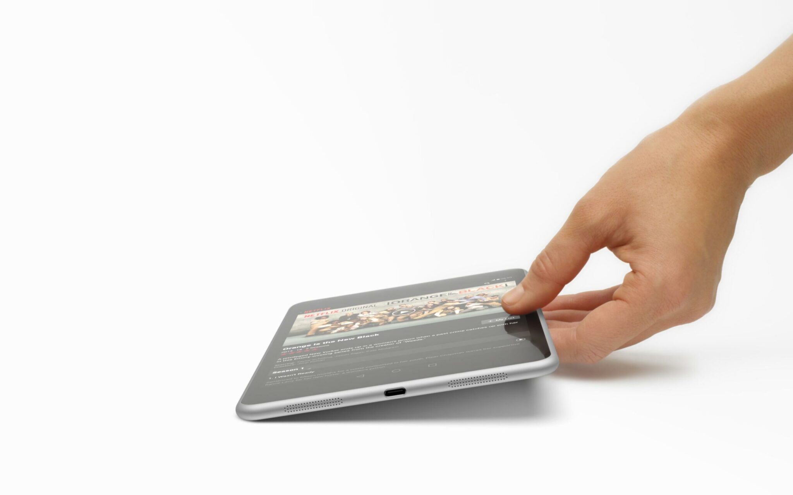 Photo de Zoom sur… la tablette N1 de Nokia !