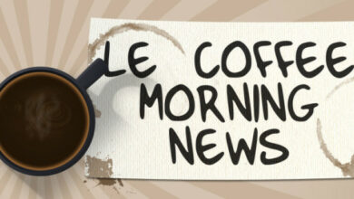 Photo of The Coffee Morning News – 27/01/15 – Rupture et Lego