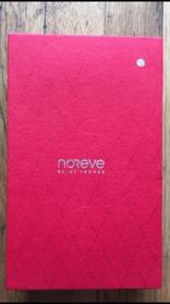 L'emballage très luxe de Noreve