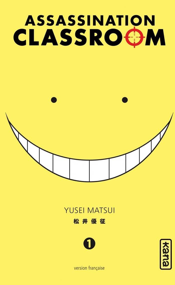 Photo de La Pause Manga – Assassination Classroom