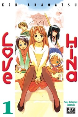 Photo de La Pause Manga – Love Hina
