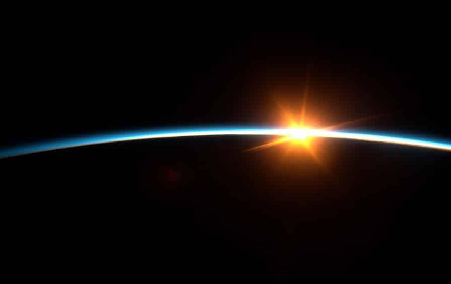 Photo de [Actu] La Terre vu de l'espace, et en direct, rêve garanti