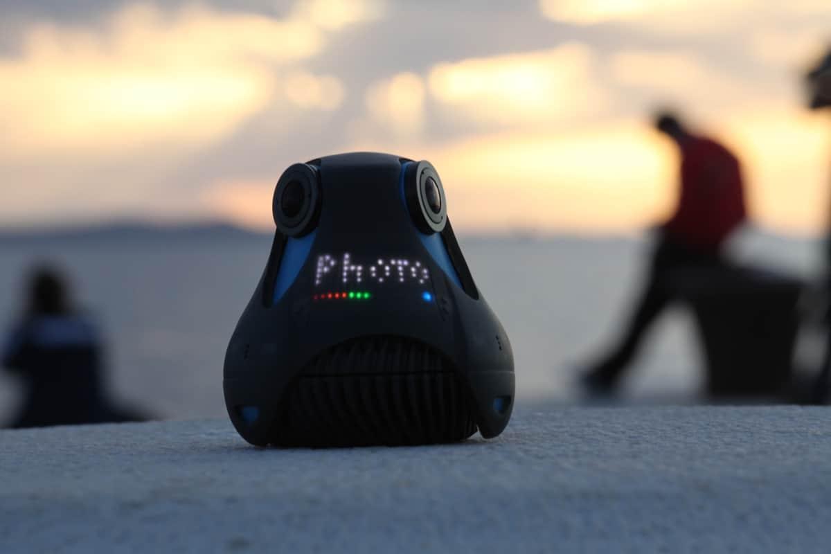 Photo de [CES] 360cam, l'une des premières caméras 360° (et française) !
