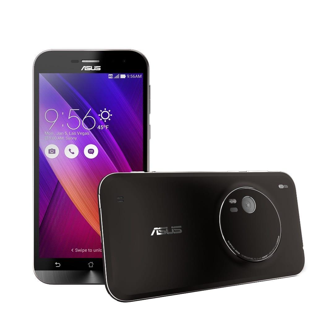 Photo of [CES] Asus nous dévoile ses nouveaux smartphones pour 2015
