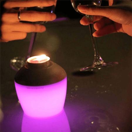 Photo of [TEST] Bougie LED MiPow, une bougie électronique alliant beauté et sécurité