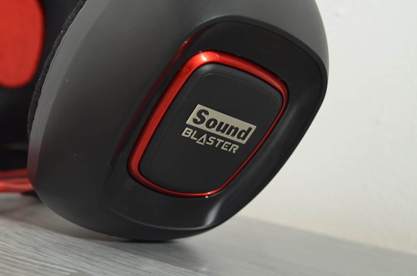 Photo de [TEST] Casque Sound Blaster Tactic3D Fury