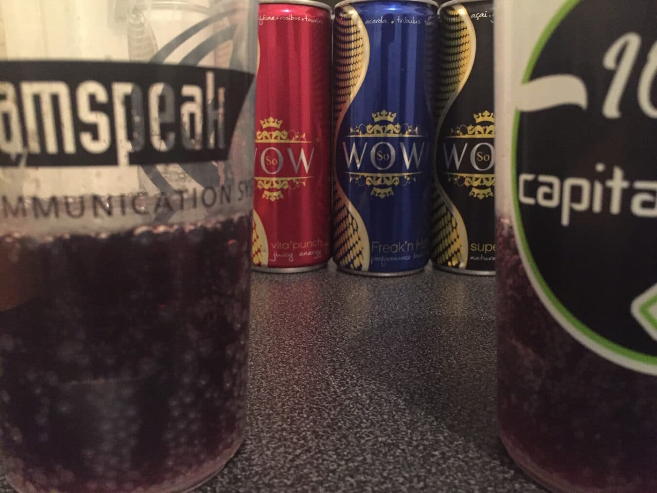 Photo de [Découverte] So WOW – Des boissons énergisantes 100% françaises !