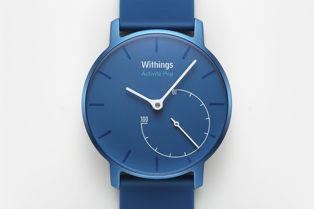 Photo de [CES] La Withings Activité Pop, une Smartwatch attirante