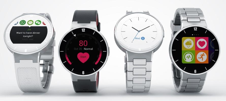 Photo of [CES] Alcatel n'avait pas qu'une montre dans son sac !