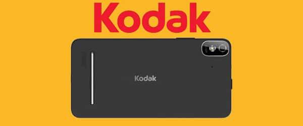 Photo de [CES] Kodak lance son premier smartphone : le IM5